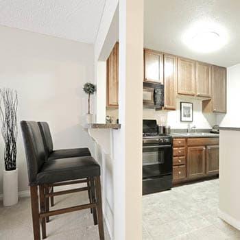 Exquisitely Appointed Floor Plans in Fullerton, CA