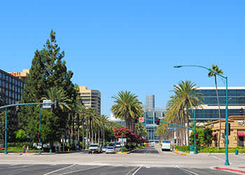 Local attractions near the apartments for rent in Fullerton
