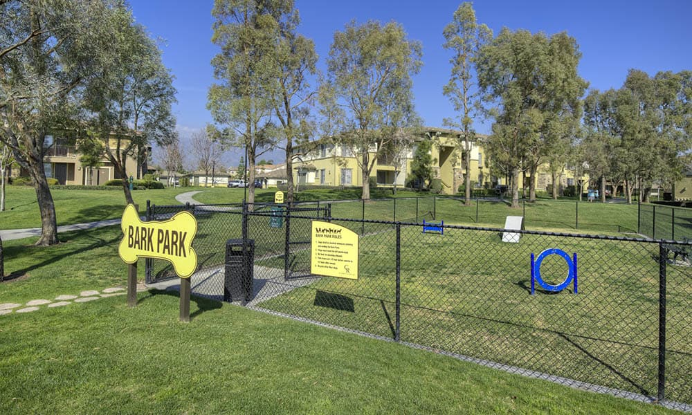 Bark Park at Camino Real in Rancho Cucamonga, CA