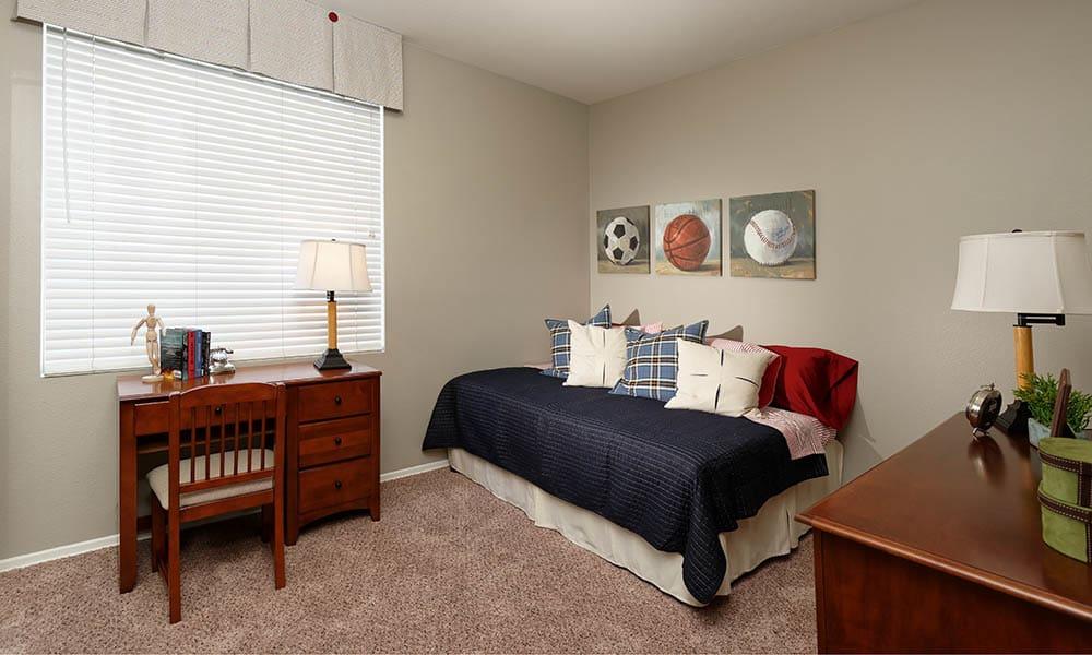 Spacious Bedroom at Camino Real in Rancho Cucamonga, CA