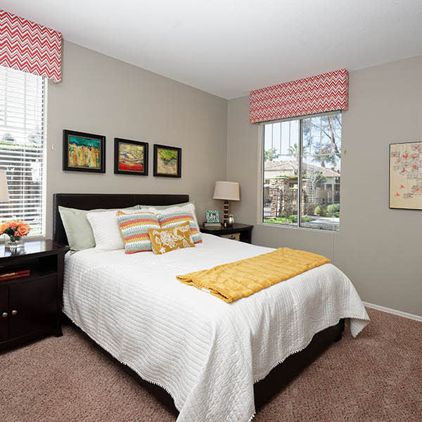 Spacious Master Bedroom at Camino Real