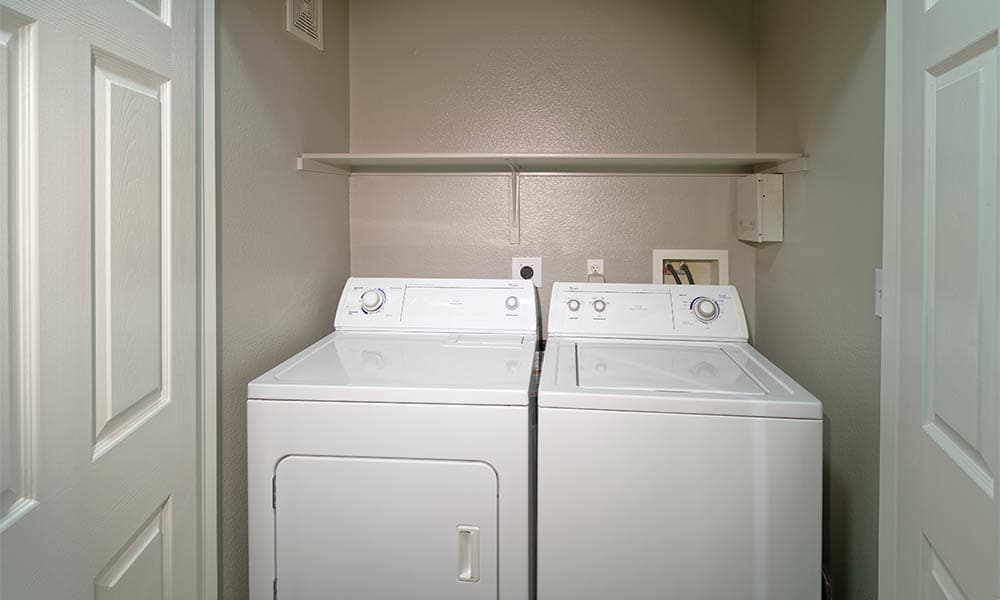 Washer And Dryer at Camino Real in Rancho Cucamonga, CA