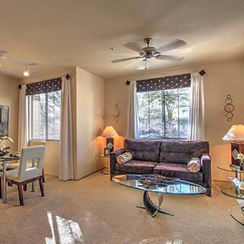 Enjoy the apartment amenities at Dobson 2222