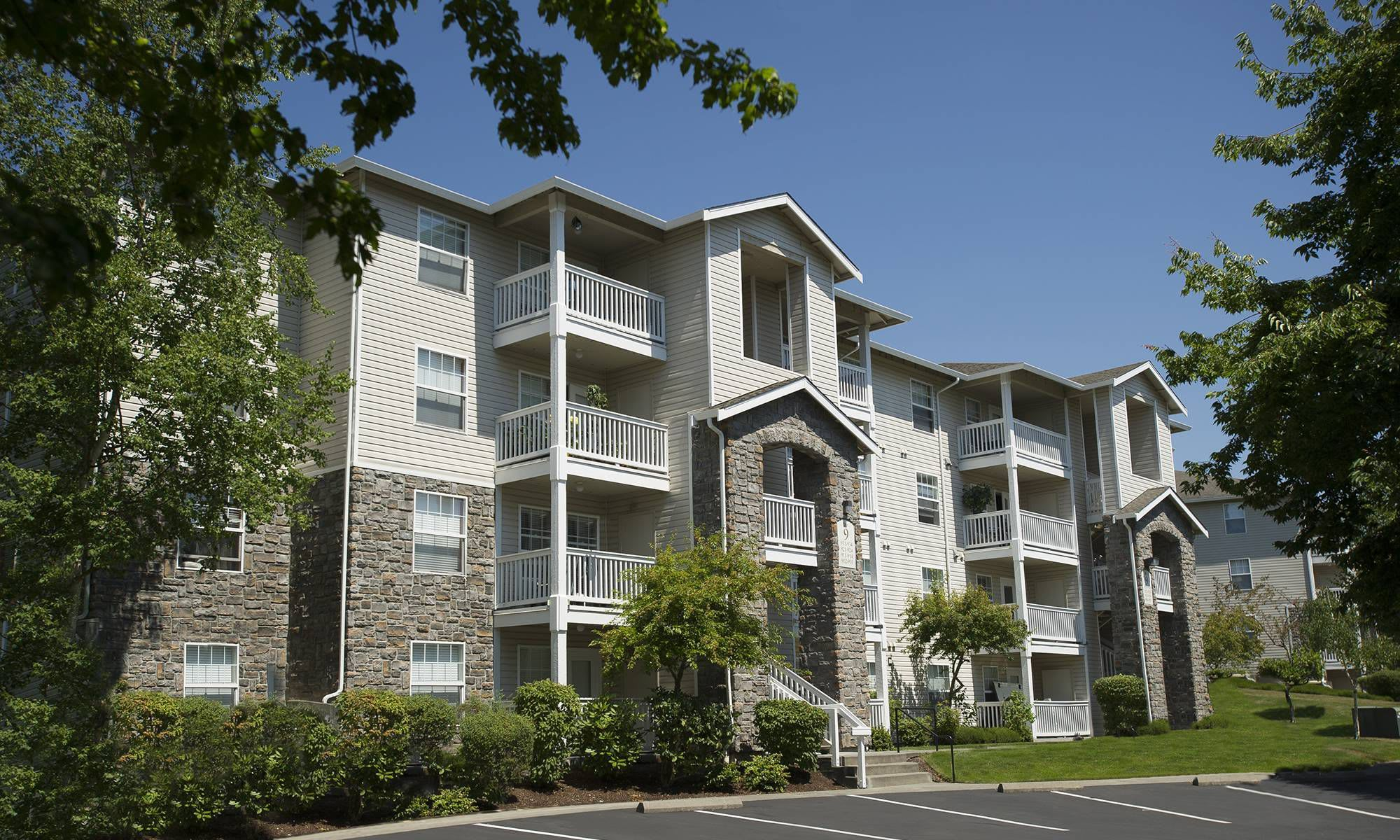 Apartments In Sammamish WA