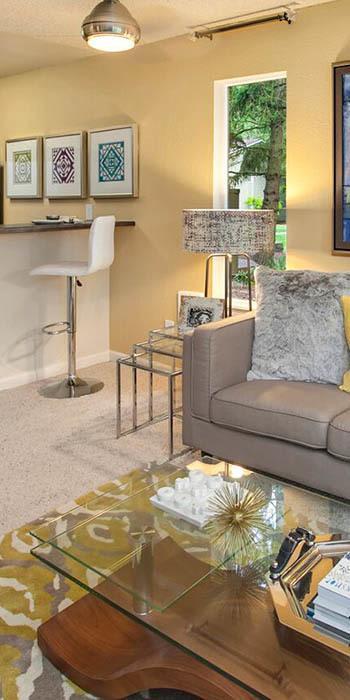 Exquisitely Appointed Floor Plans in Kirkland, WA