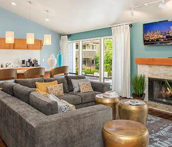 Wonderful studio, 1 & 2 bedrooms for rent in Kirkland