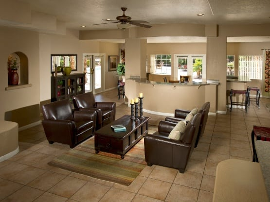 Enjoy the apartment amenities at 3055 Las Vegas