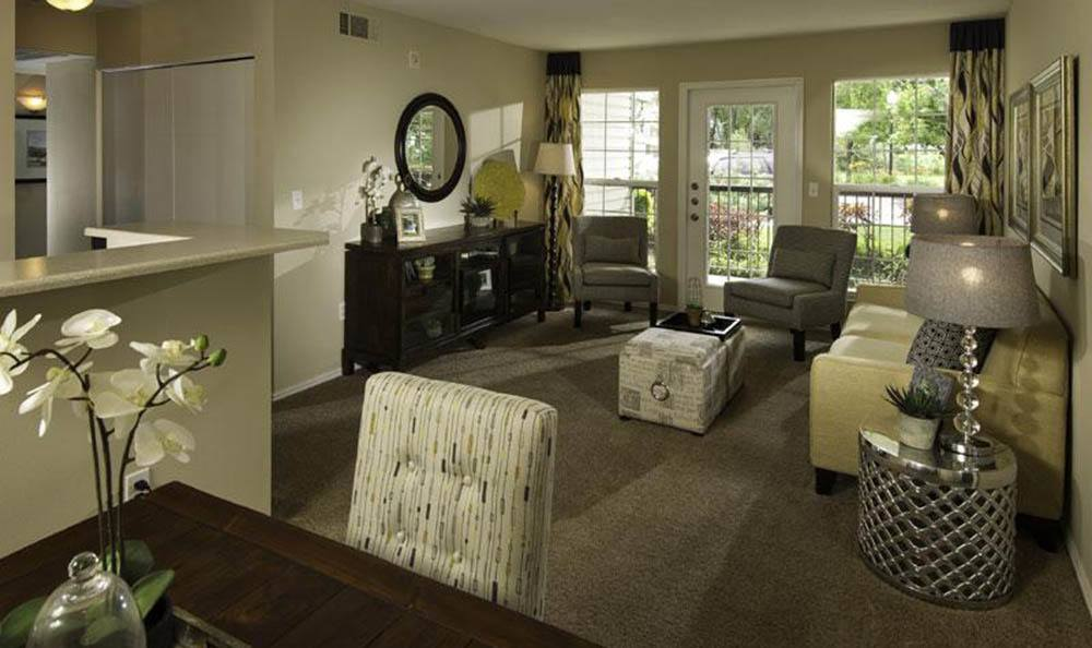 Apartment Interior At Fairstone at Riverview Apartments