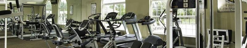 Fitness Center in Taylorsville near the apartments for rent