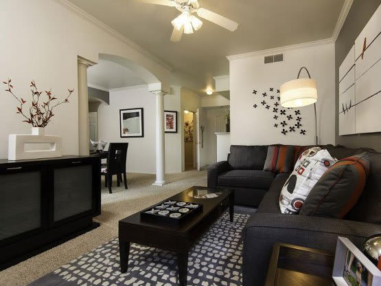 Enjoy the apartment amenities at Irving Schoolhouse Apartments