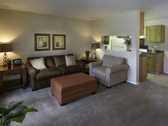Enjoy the apartment amenities at Wasatch Club Apartments