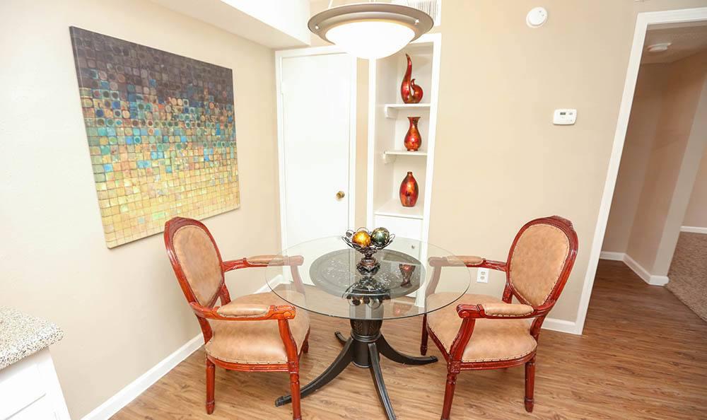 Designer Interiors At One Pine Apartments