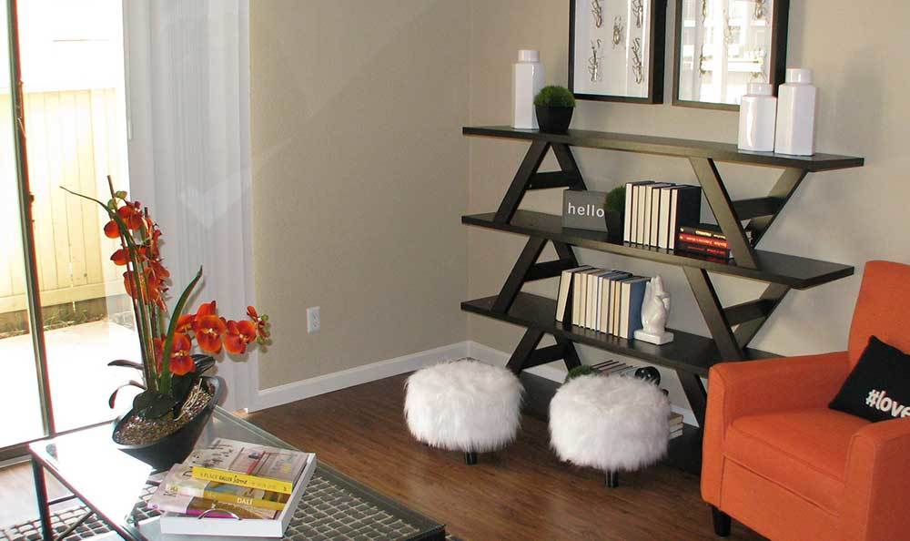 Sit and relax in your Texas styled living room!