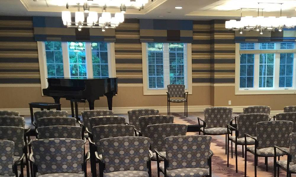 Performing Arts Center at White Plains senior living