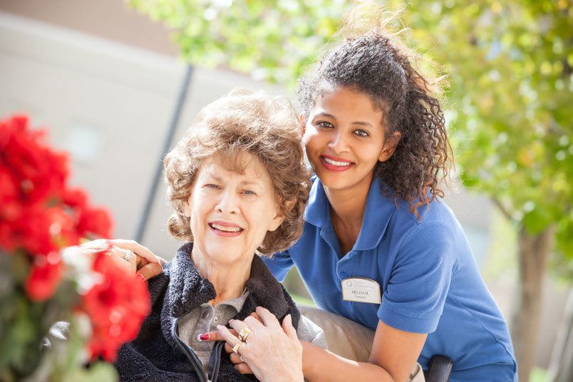 senior living community in Irvine