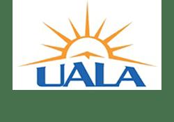 UALA logo at the senior living community in Tucson