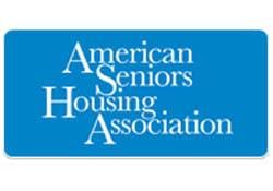 American Senior Housing Association logo