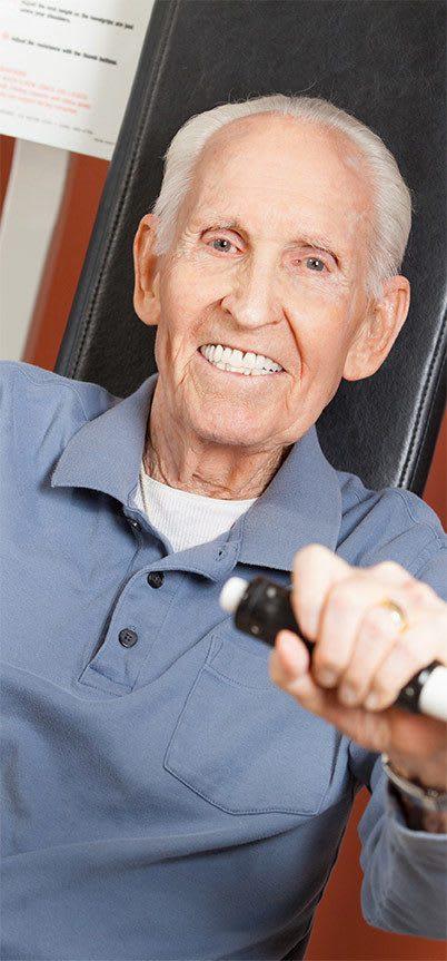 Welbrook Arlington Senior living community in Riverside has a MBKonnection program