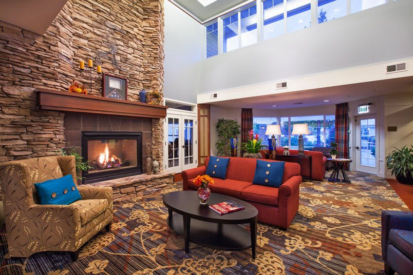 Amenities at The Wellington senior living community in Salt Lake City