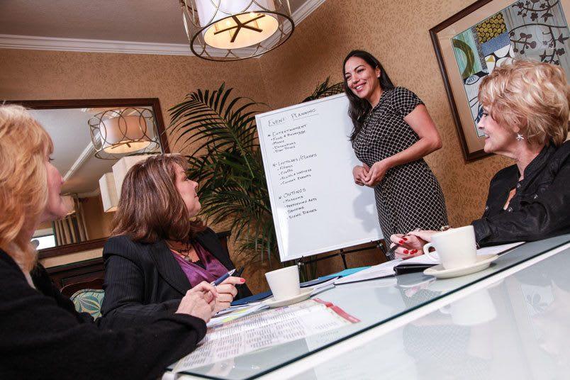 Careers at The Wellington senior living community in Salt Lake City