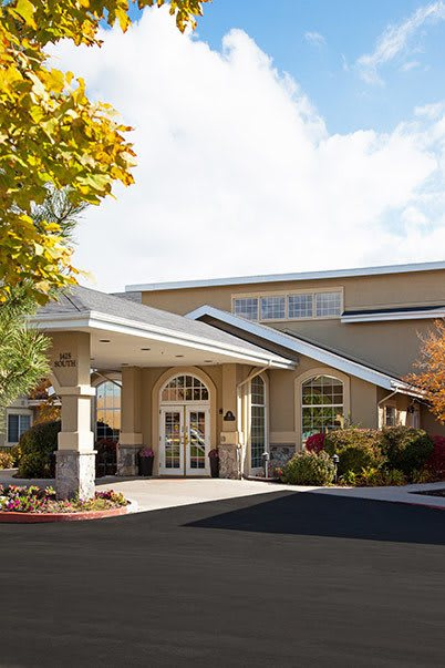 Spacious floor plans at the senior living community in Clearfield
