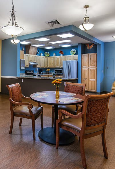 senior living community in Clearfield has all the amenities that are right for you or your loved one