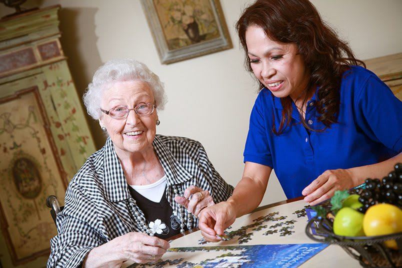Memory care for the senior living community in Antioch