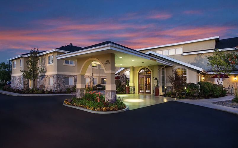 Senior living in Clearfield, UT is just right for you