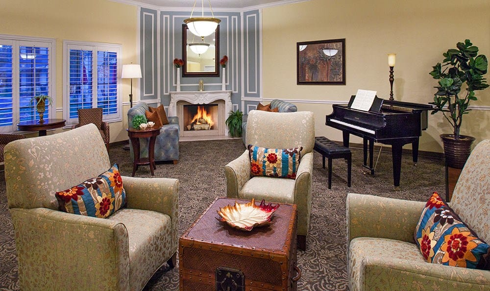 Events and specials at the senior living community in Salt Lake City