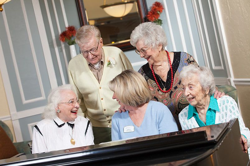 Living options for the senior living community in Salt Lake City