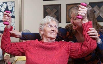 MBKonnection at the senior living community in Salt Lake City