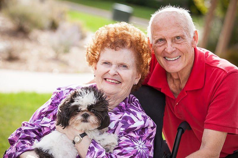 Assisted living at the senior living in Loveland