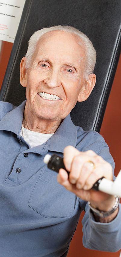 Senior living community in Loveland has a MBKonnection program