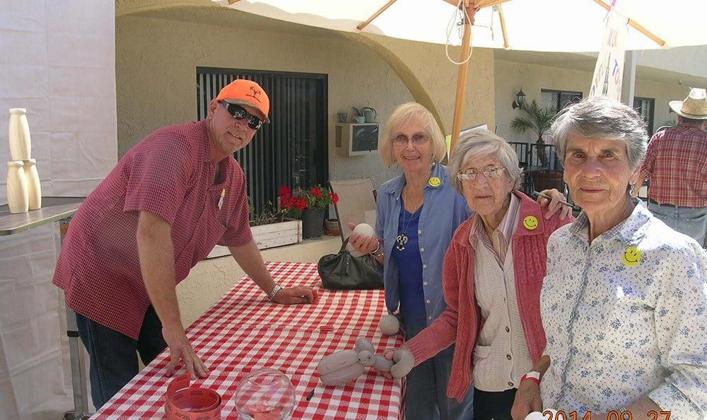 Senior activities in Huntington Beach