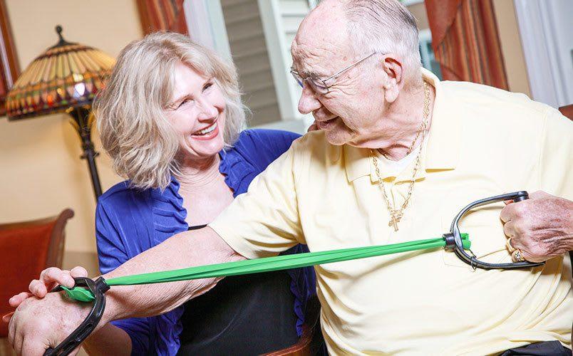 MBKonnection at the senior living community in Huntington Beach
