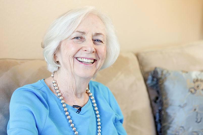 Living options for the senior living community in Santa Rosa