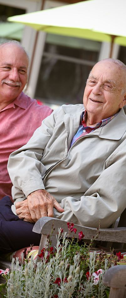Employees at the senior living community in Loveland