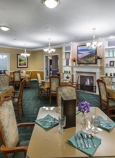 senior living community in Cedar Hills has all the amenities that are right for you or your loved one