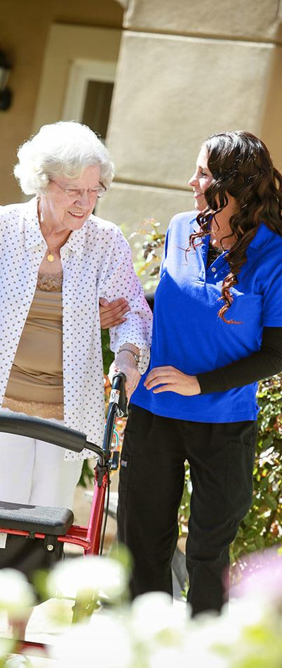 Senior living in Cedar Hills offer assisted living for you or your loved ones