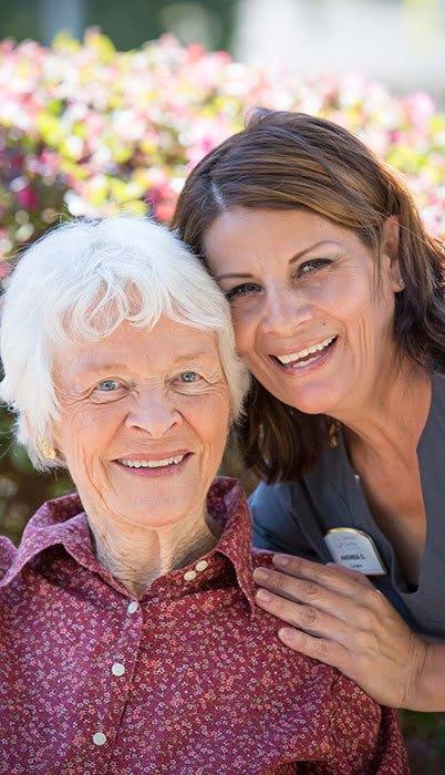 Senior living in Cedar Hills has a Home 2 Stay program
