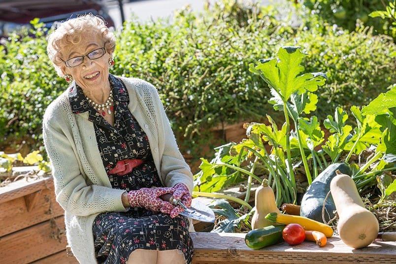 Respite care at the senior living community in Cedar Hills