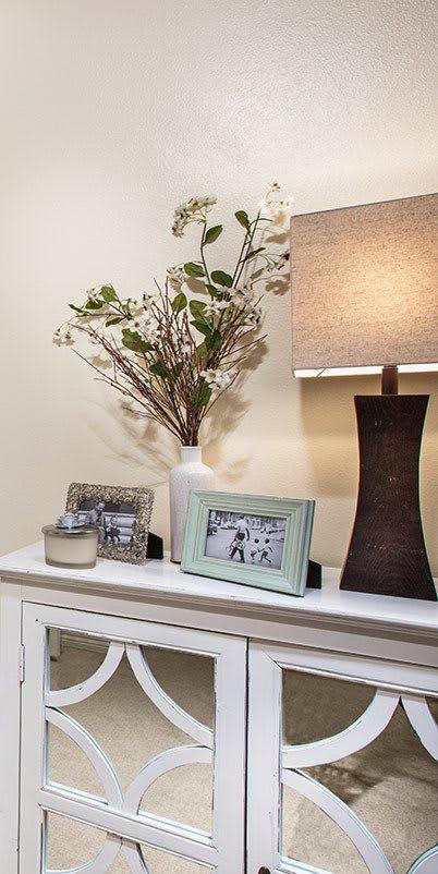 Spacious floor plans at the senior living community in Cedar Hills