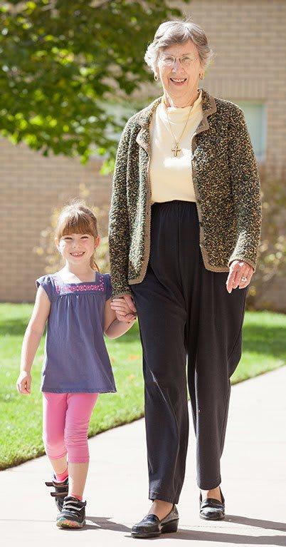 Senior living community in Tucson has a mailing list