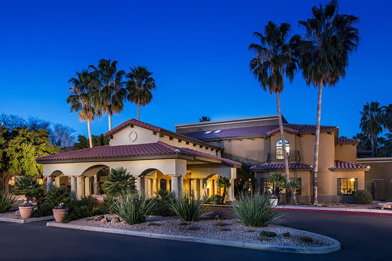 Senior living in Tucson, AZ is just right for you