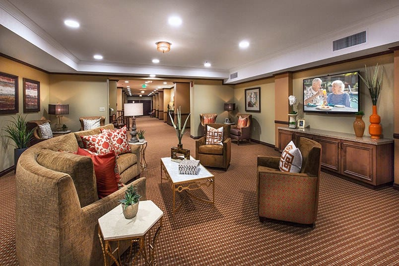 View the spacious floor plans that the senior living in Tucson is offering