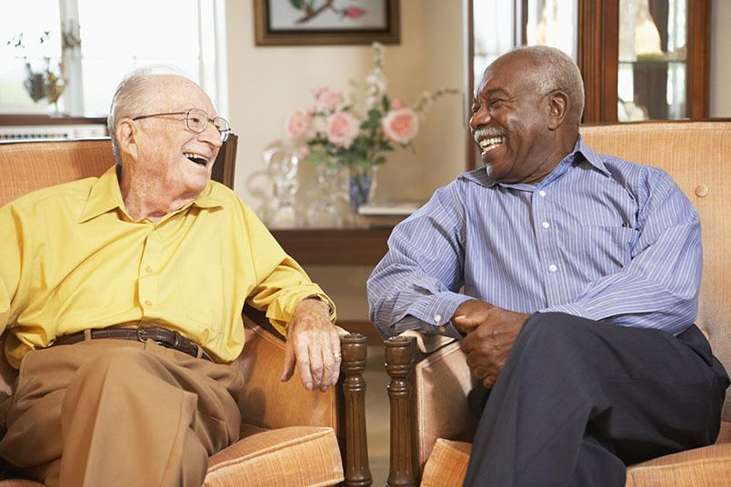 Independent living at the senior living community in Olympia