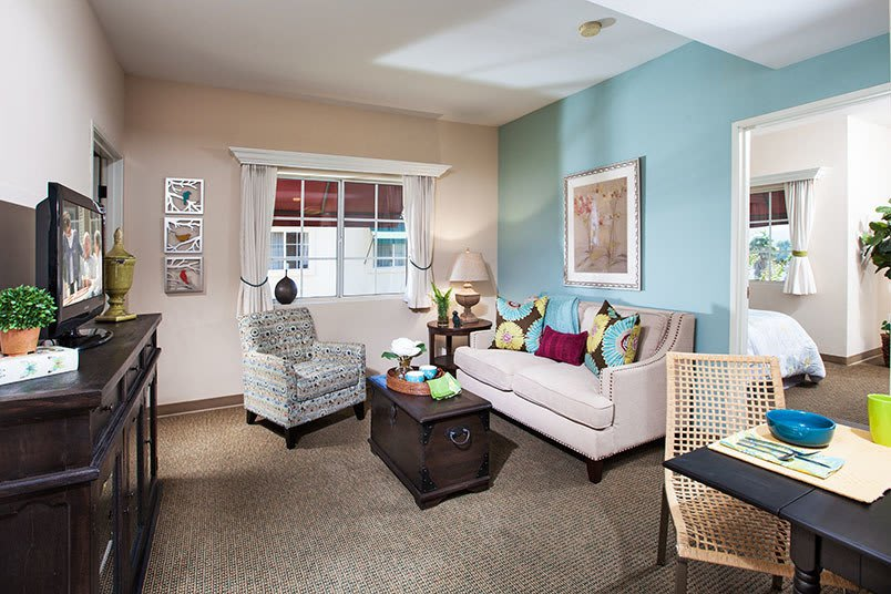 View the spacious floor plans that the senior living in Greenwood Village is offering