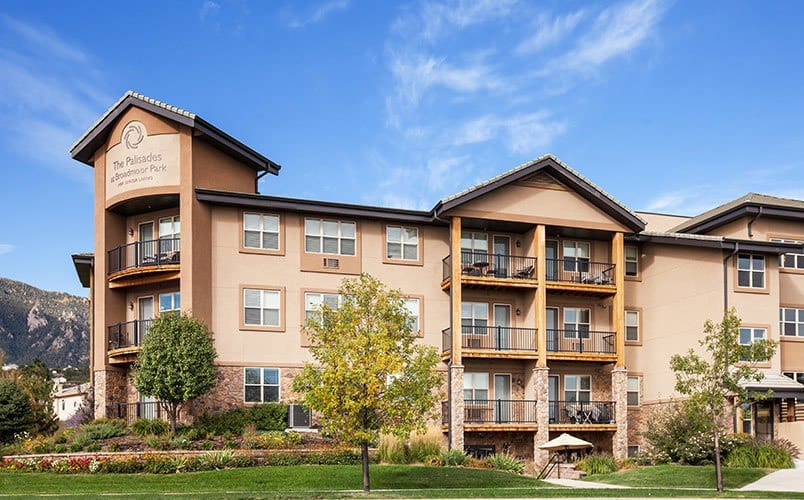 Senior living in Colorado Springs, CO is just right for you