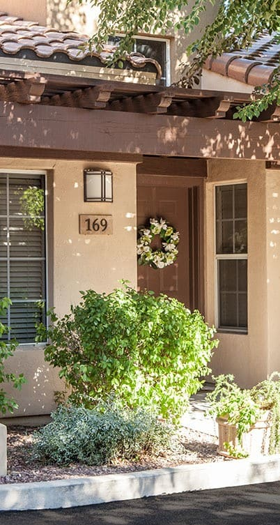Spacious floor plans at Tuscany at McCormick Ranch senior living community in Scottsdale