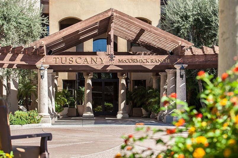 Living options for Tuscany at McCormick Ranch senior living community in Scottsdale